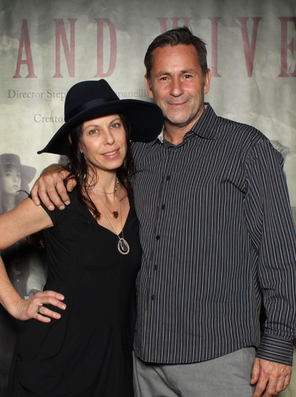 Michelle Bass and Curtis Hein