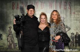 Videographer Mat Prine, EP Jane McAllister