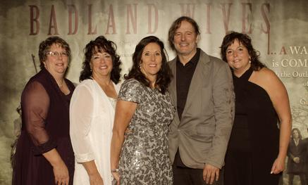 Denise Siemer, Pam Feldkamp, Donna Brandt, Pidge JObst, and Stacie Sehlhorst