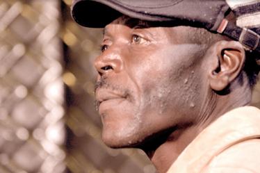 Michael Chinyamurindi  -photo by Jayni Shuman