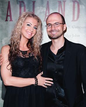 Singer/songwriter Szilva Vecserdy & Producer Noah Berlow