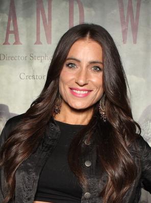 Actress Kindall Kolins