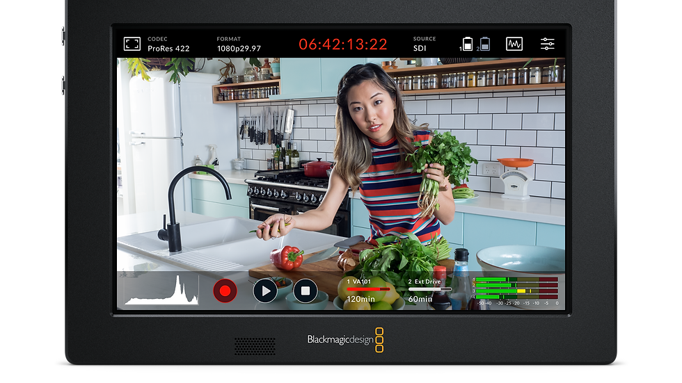 Blackmagic Design Video Assist 7'' 3G