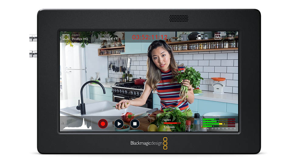 Blackmagic Design Video Assist 5'' 3G