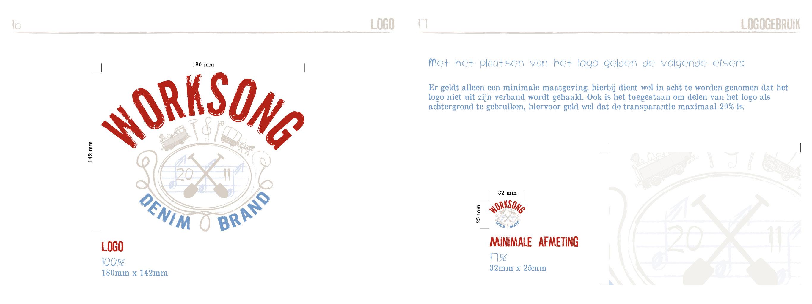 Worksong Huisstijlhandboek9
