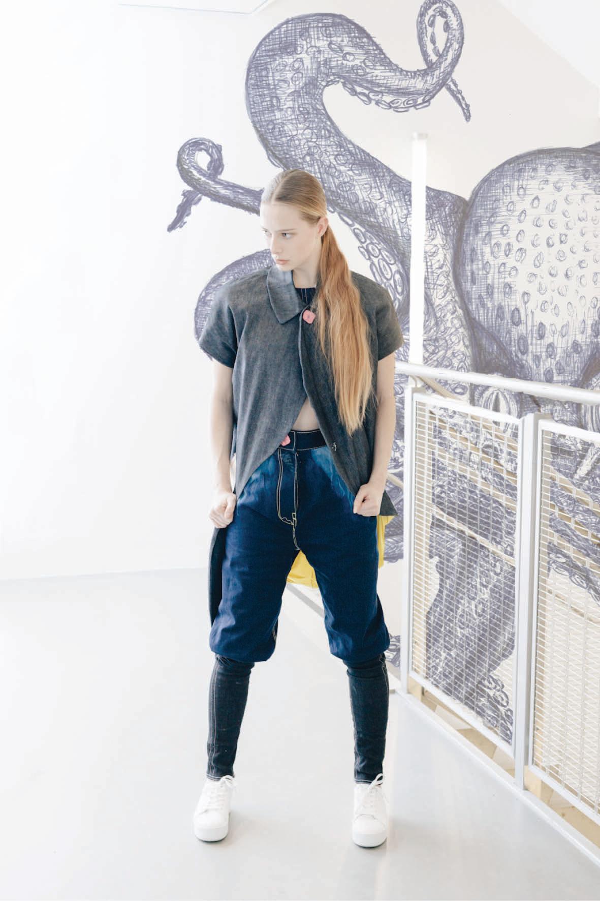 Clash Shoot; Model: Lara Schut