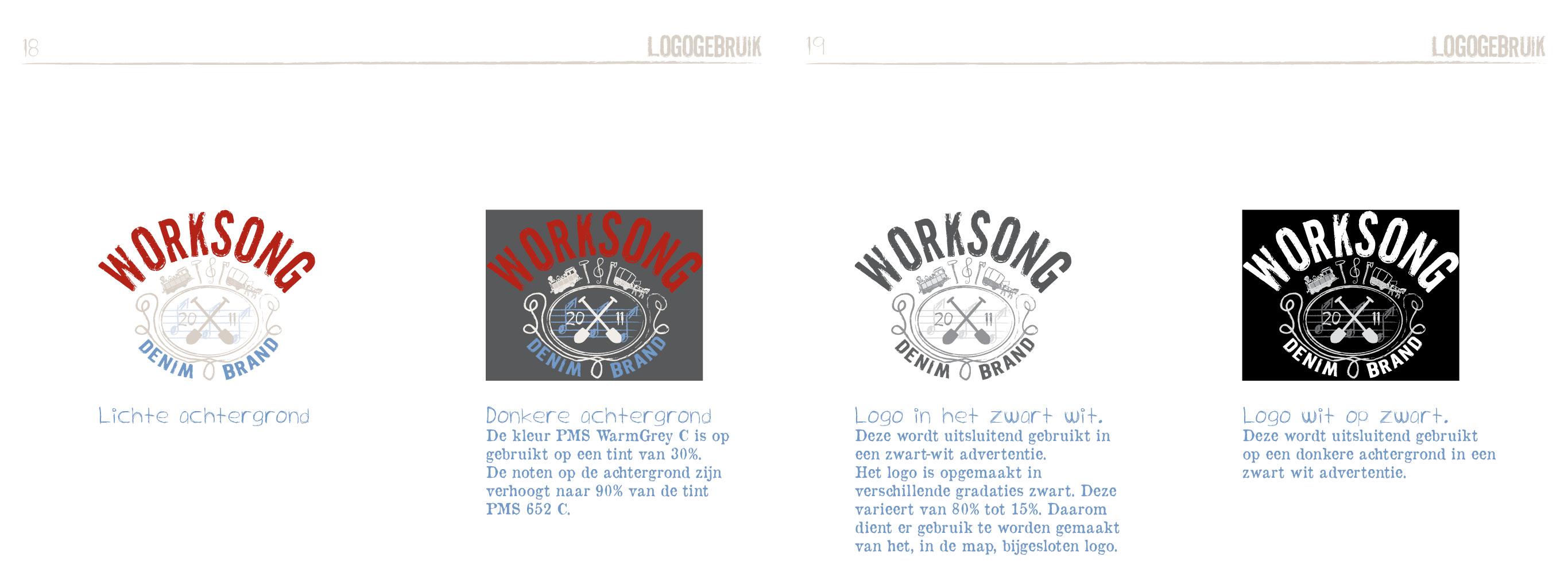 Worksong Huisstijlhandboek10