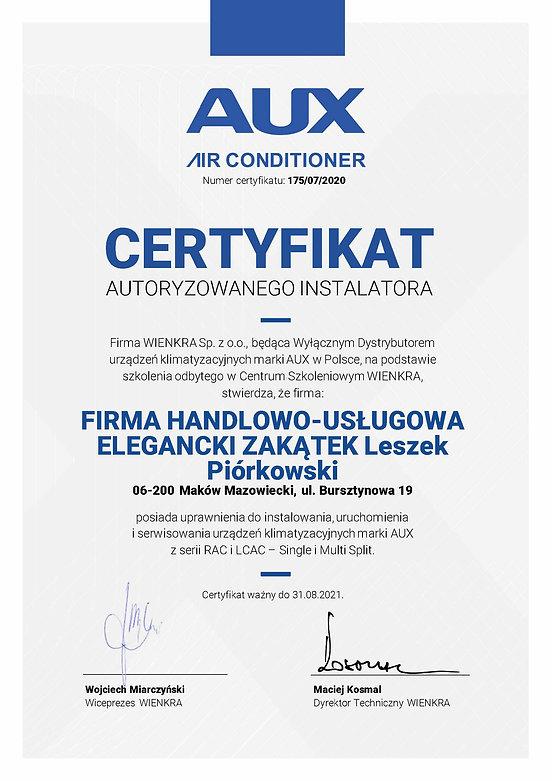 aux-certyfikat-autoryzacyjny-175-eleganc
