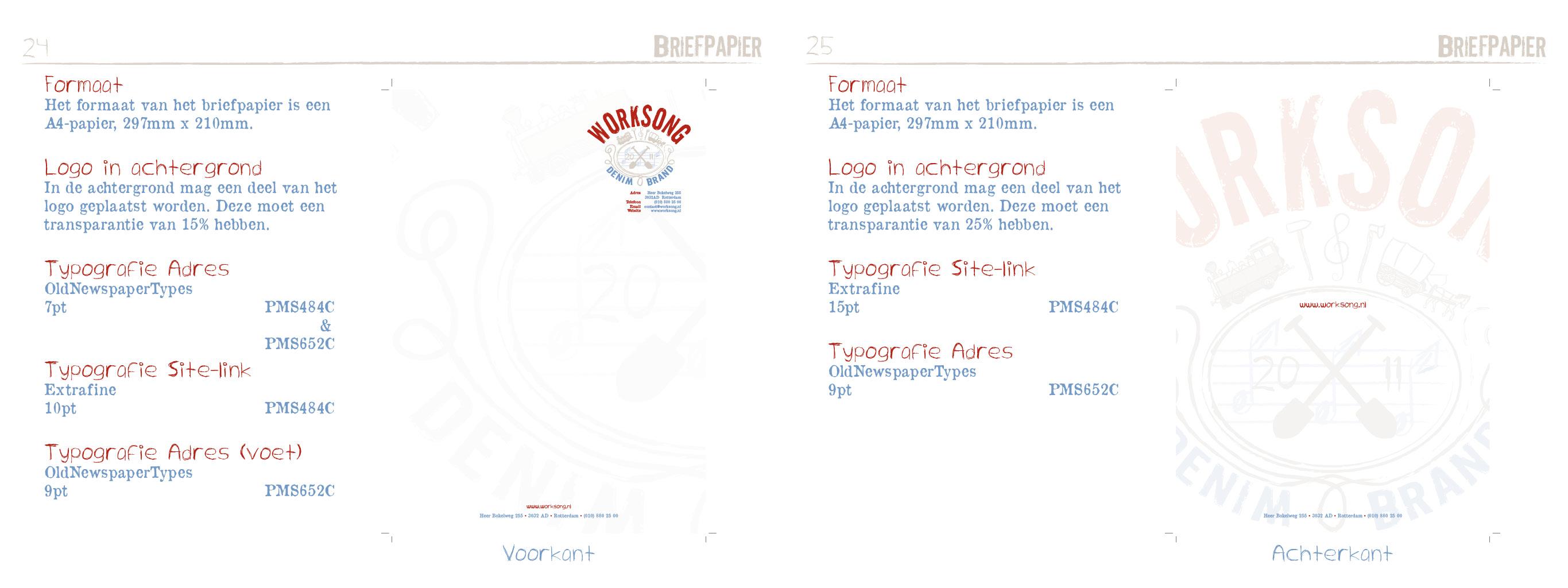 Worksong Huisstijlhandboek13