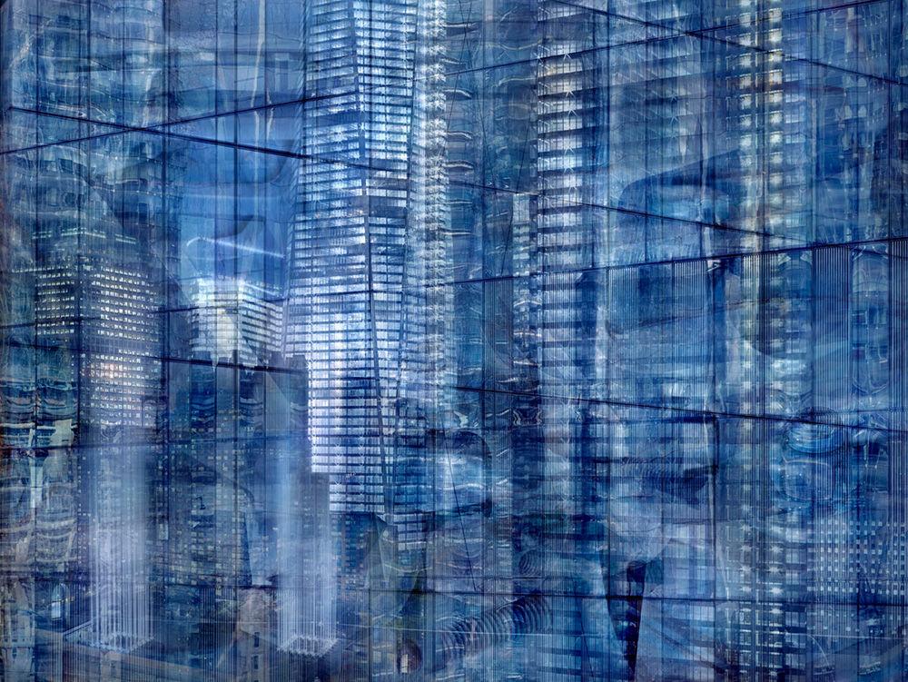 001_Kremer_ World Trade Center Concrete Abstract#15