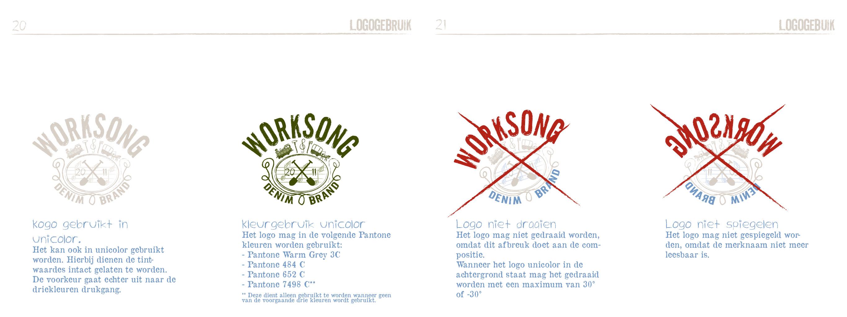 Worksong Huisstijlhandboek11