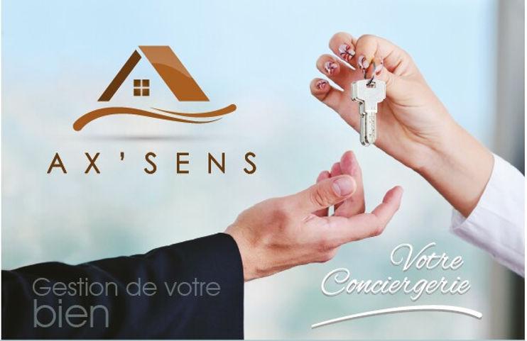 AX ' SENS, votre conciergerie  sur le secteur de Palavas, La Grande Motte et Le Grau Du Roi.