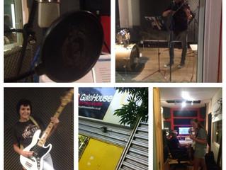 "Recording ""Turpin Hero"""