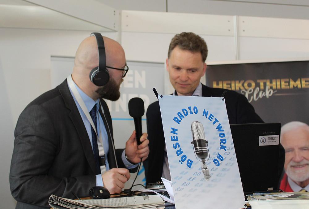 Interview Stefan Waldhauser