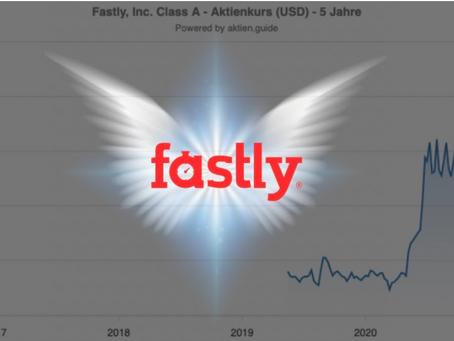 Fastly Aktie: Der Fallen Angel ist nun ein Übernahmekandidat