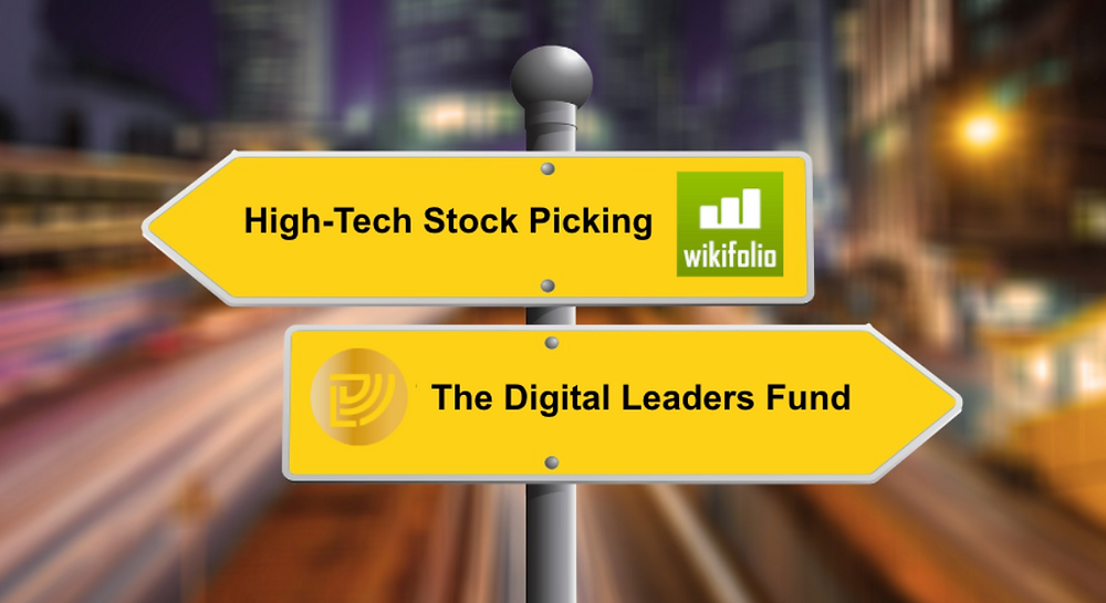 The Digital Leaders Fund versus High-Tech Stock Picking wikifolio