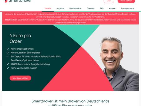 Smartbroker Erfahrungen – Ist der neue Online-Broker wirklich smart?