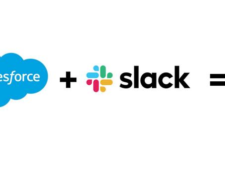 Kommentar zur Übernahme von Slack durch Salesforce