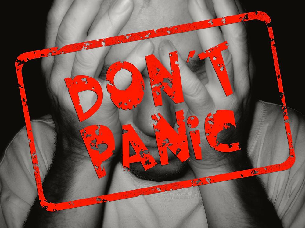 Keine Panik bei Short-Attacken