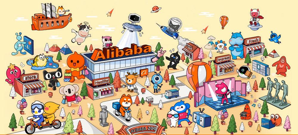 Alibaba Zahlen 2019