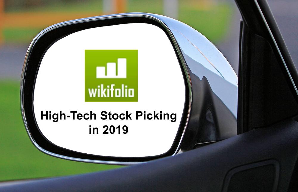 High-Tech Stock Picking wikifolio 2019