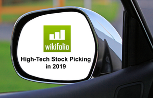 High-Tech Stock Picking wikifolio 2019