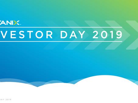 Nutanix Aktie - Erleichterung nach dem Investor Day