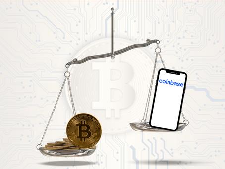 Coinbase Aktie - Die bessere Bitcoin Alternative?