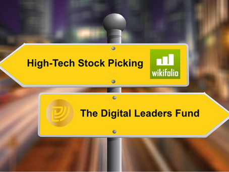 High-Tech Stock Picking wikifolio oder The Digital Leaders Fund ?