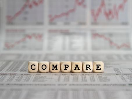 Aktien vergleichen einfach gemacht