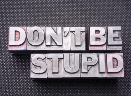 7 Börsen-Dummheiten und wie Du sie vermeidest