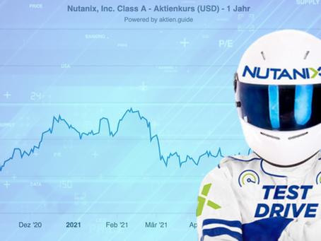 Nutanix Aktie - Was lange währt, wird endlich gut