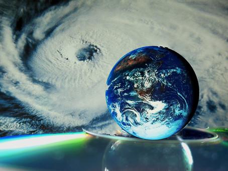 Der Tornado als Signal zum Einstieg