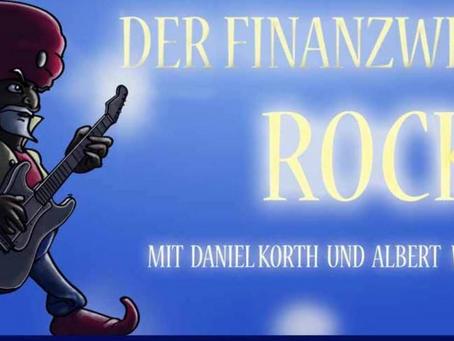 """""""Der Finanzwesir rockt"""" mit einem Duell ETF versus aktives Stock-Picking"""