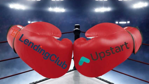 Ist LendingClub oder Upstart die bessere Aktie?