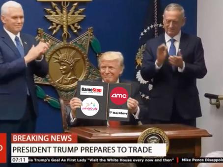 Reich werden mit Meme Aktien !?
