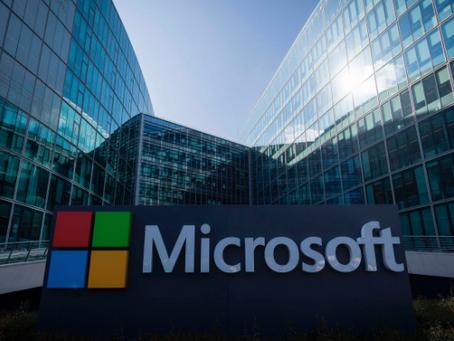 Microsoft - Die Wiederauferstehung in der Cloud
