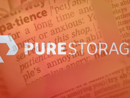 Pure Storage Aktie belohnt die Geduld der Aktionäre