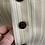 Thumbnail: Stripe cotton twill waistcoat