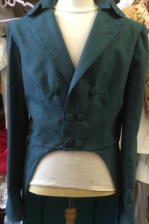 Made to order frock coat in linen, bengaline or Cotton twill
