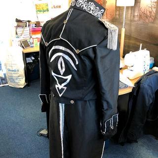 Cosplay frock coat back .jpe