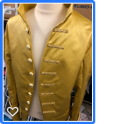 Thenardier coat