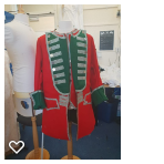 Mercian Museum redcoat