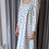 Thumbnail: Long sleeved cotton gown made to order