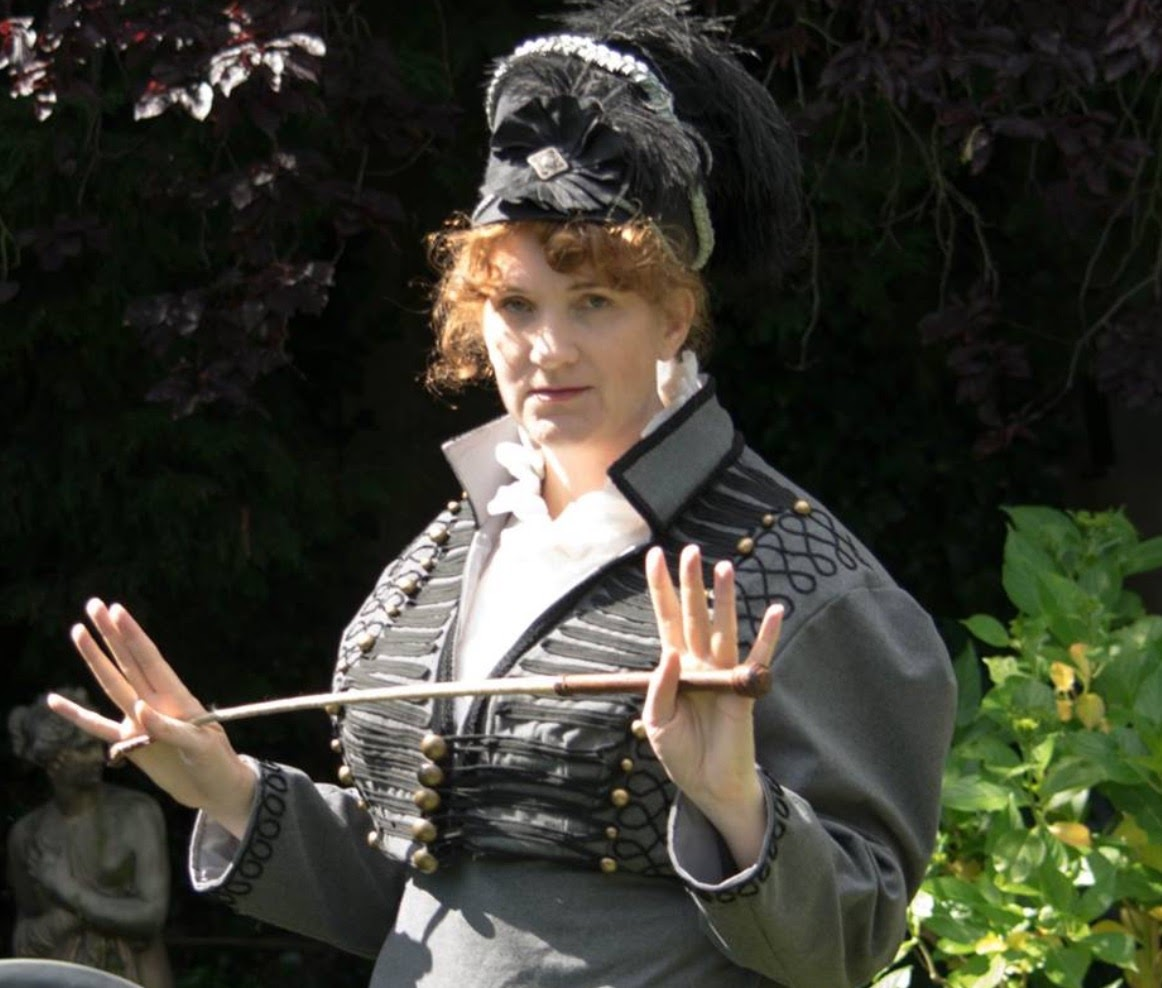 Fierce Claire!