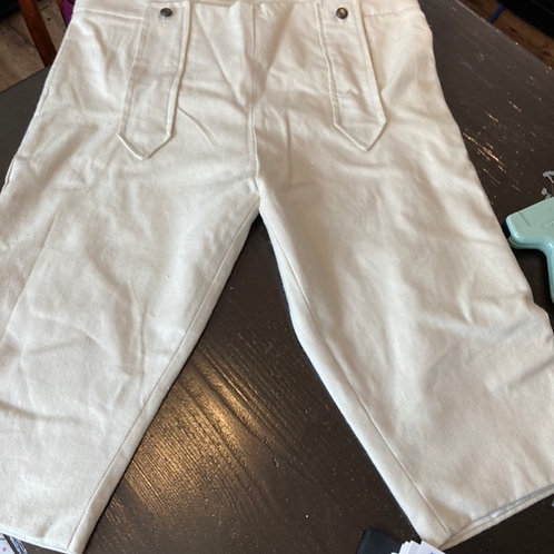 Ivory twill breeches