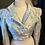 Thumbnail: Faux silk embroidered Spencer