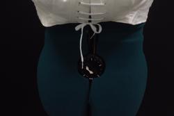 short corset front
