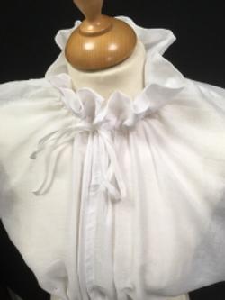 Muslin chemisette