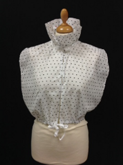 Swiss clip chemisette